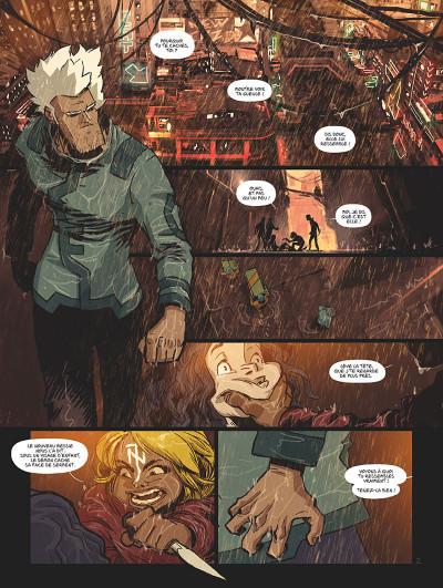 Page 3 Exodus Manhattan tome 2