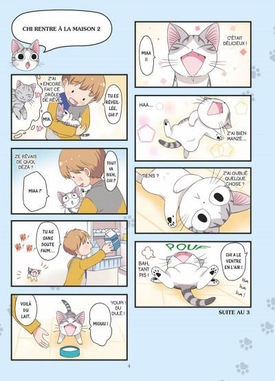Page 4 Chi mon chaton tome 1