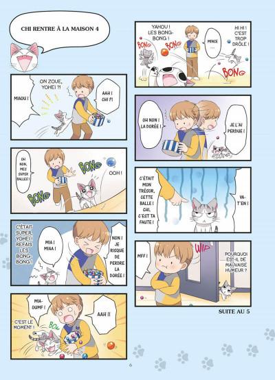 Page 6 Chi mon chaton tome 1