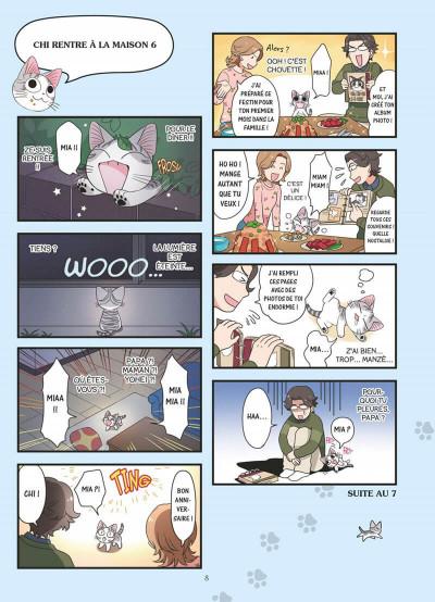 Page 8 Chi mon chaton tome 1