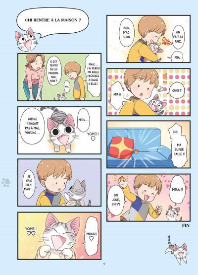Page 9 Chi mon chaton tome 1