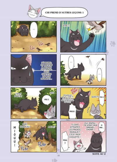 Page 0 Chi mon chaton tome 2