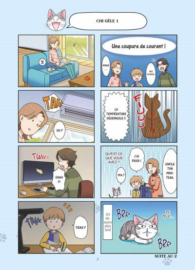 Page 3 Chi mon chaton tome 2