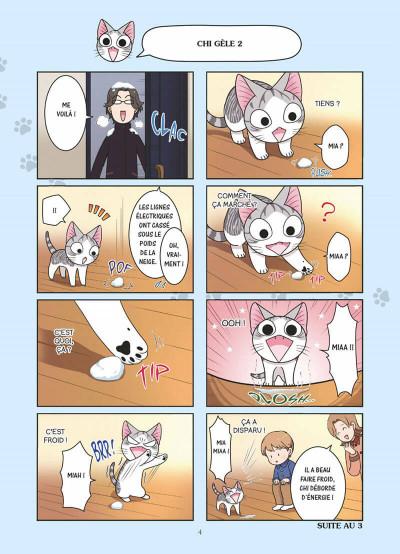 Page 4 Chi mon chaton tome 2
