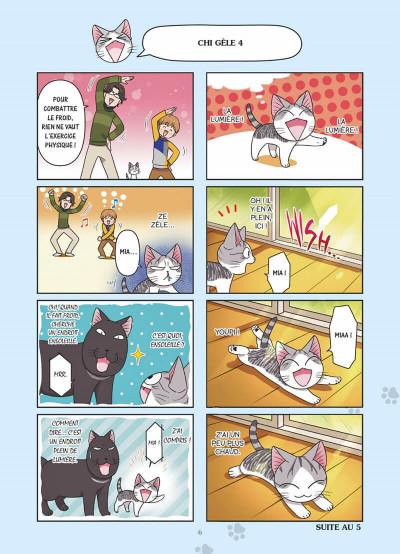 Page 6 Chi mon chaton tome 2