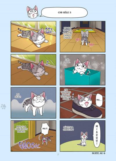 Page 7 Chi mon chaton tome 2