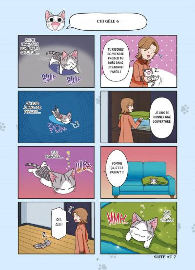 Page 8 Chi mon chaton tome 2