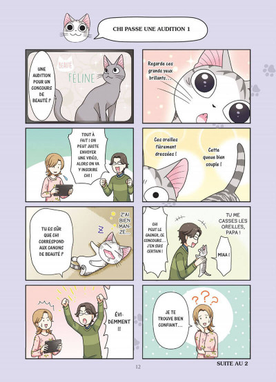 Page 0 Chi mon chaton tome 3