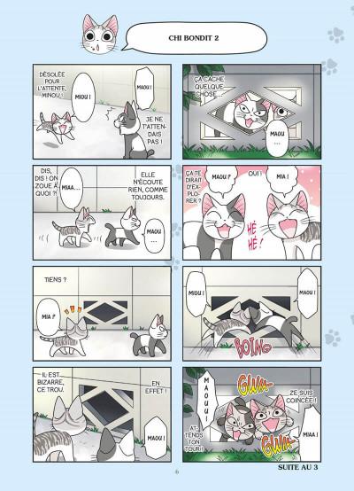 Page 4 Chi mon chaton tome 3
