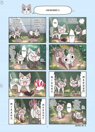 Page 5 Chi mon chaton tome 3