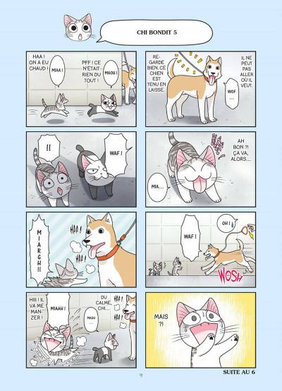 Page 7 Chi mon chaton tome 3