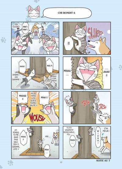 Page 8 Chi mon chaton tome 3
