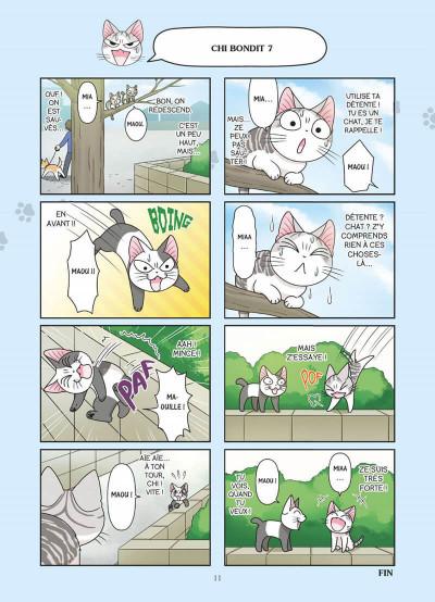 Page 9 Chi mon chaton tome 3