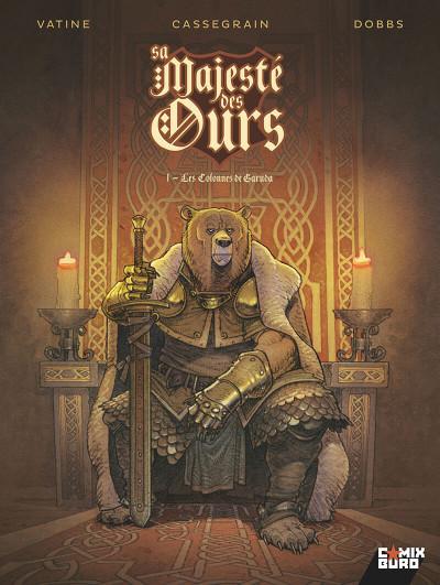 Couverture Sa majesté des ours tome 1