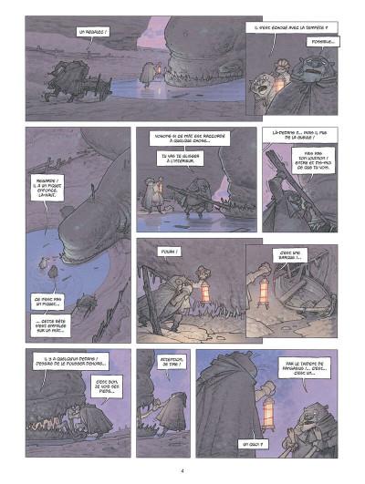 Page 5 Sa majesté des ours tome 1