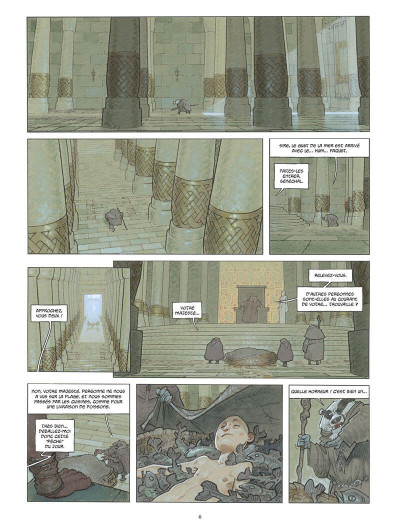 Page 7 Sa majesté des ours tome 1