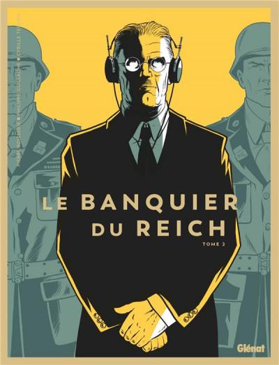 Couverture Le banquier du Reich tome 2