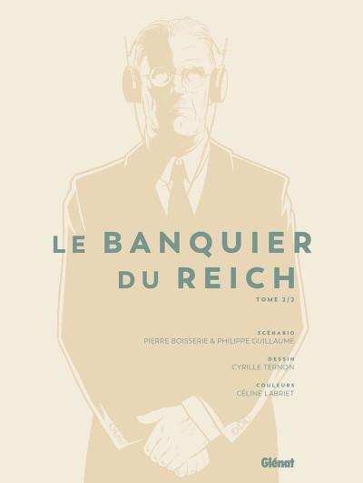 Page 2 Le banquier du Reich tome 2