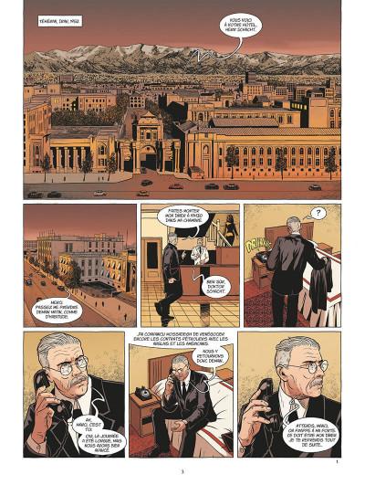 Page 4 Le banquier du Reich tome 2