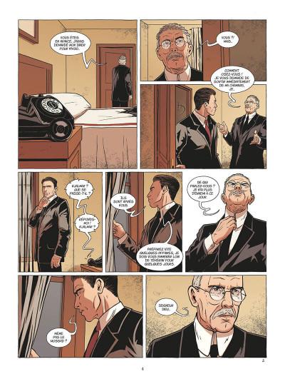 Page 5 Le banquier du Reich tome 2