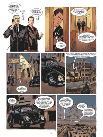 Page 6 Le banquier du Reich tome 2