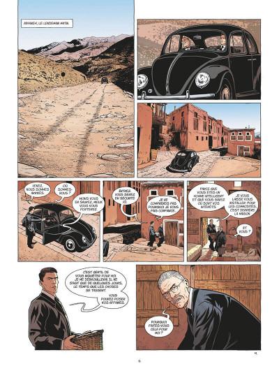 Page 7 Le banquier du Reich tome 2