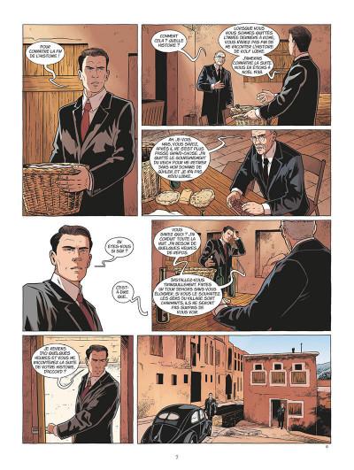 Page 8 Le banquier du Reich tome 2