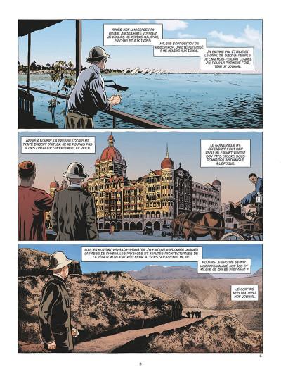 Page 9 Le banquier du Reich tome 2
