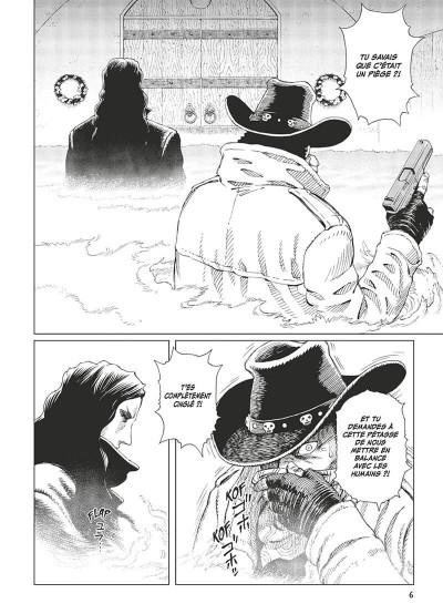 Page 7 Gunnm - last order - édition originale tome 6
