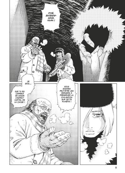 Page 9 Gunnm - last order - édition originale tome 6