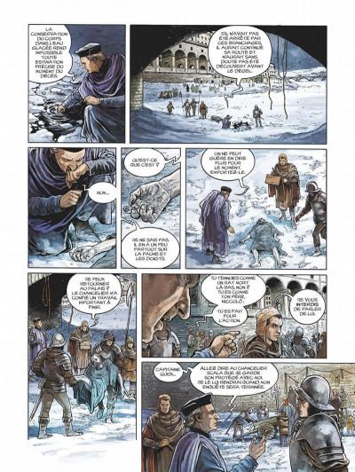 Page 0 Les enquêtes de Machiavel tome 1