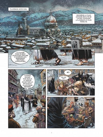 Page 3 Les enquêtes de Machiavel tome 1