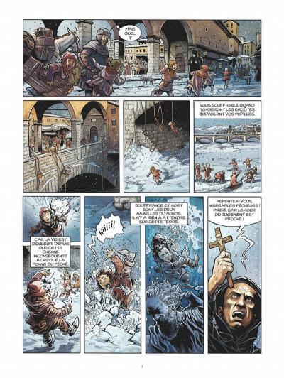 Page 4 Les enquêtes de Machiavel tome 1