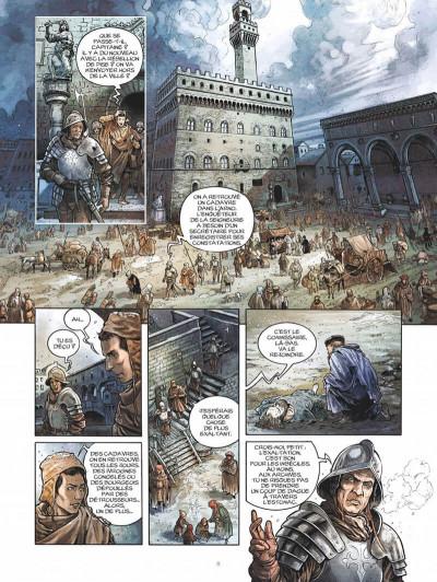 Page 8 Les enquêtes de Machiavel tome 1