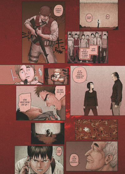 Page 3 Ajin tome 13