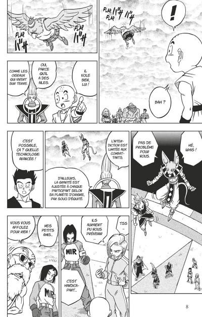 Page 9 Dragon ball super tome 7
