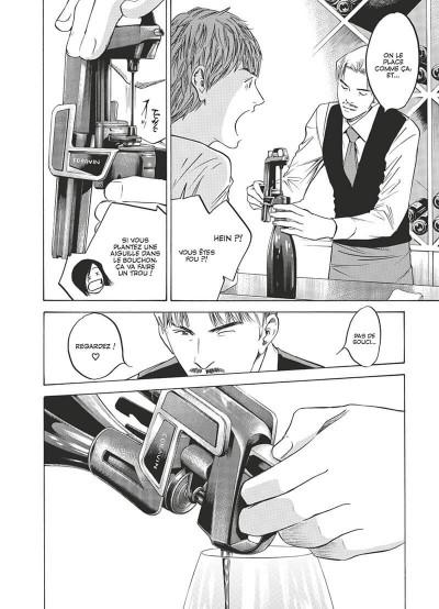 Page 9 Les gouttes de dieu - mariage tome 11