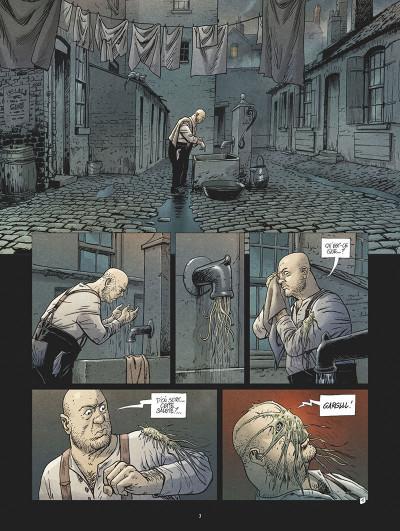 Page 6 Oliver Page & les tueurs de temps tome 2