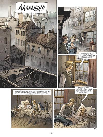 Page 7 Oliver Page & les tueurs de temps tome 2