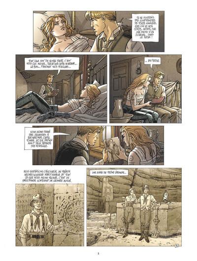 Page 8 Oliver Page & les tueurs de temps tome 2