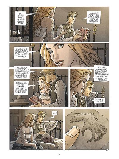 Page 9 Oliver Page & les tueurs de temps tome 2