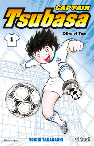 Couverture Captain Tsubasa tome 1