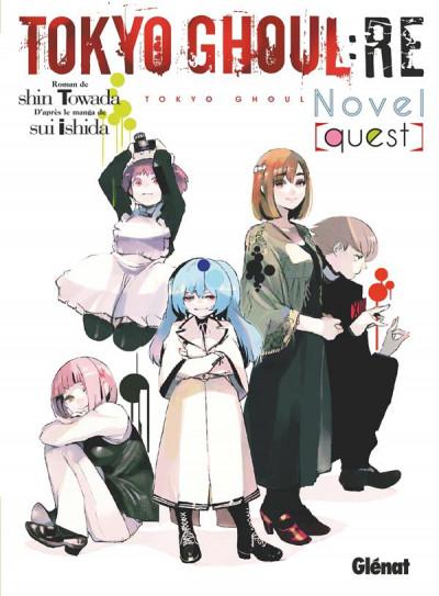 Couverture Tokyo ghoul Re - Quest (roman)