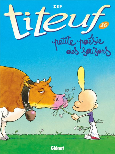 Couverture Titeuf tome 16