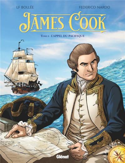 james cook biographie