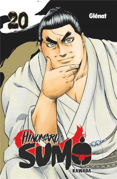 Couverture Hinomaru sumo tome 20