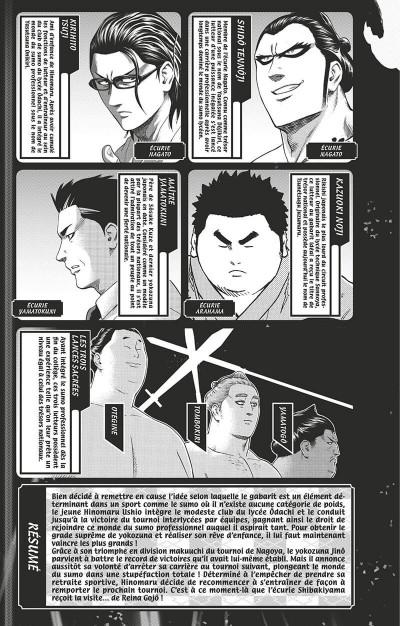 Page 4 Hinomaru sumo tome 20