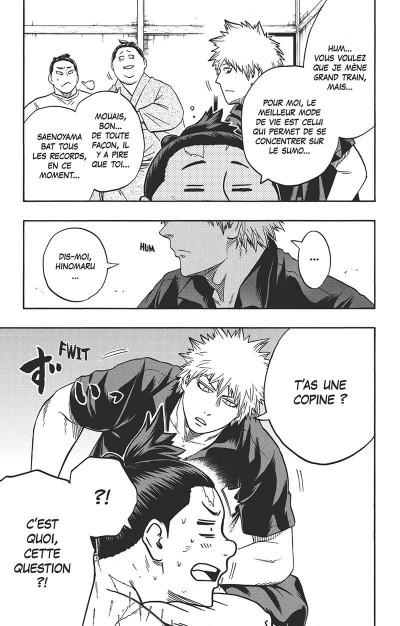 Page 8 Hinomaru sumo tome 20
