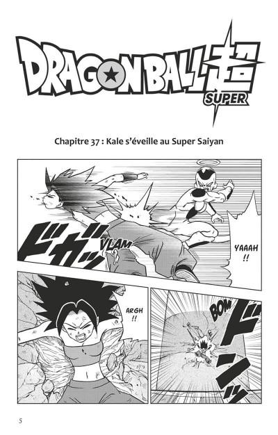 Page 6 Dragon ball super tome 8