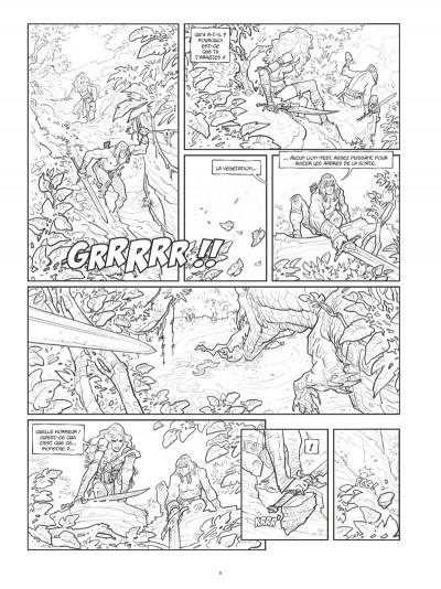 Page 5 Conan le Cimmérien - Les clous rouges (édition spéciale noir & blanc)